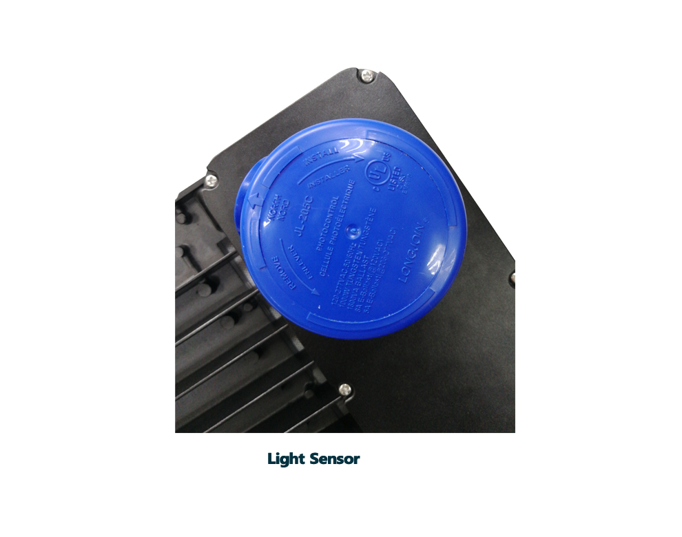 200W LED Street Lights light sensor